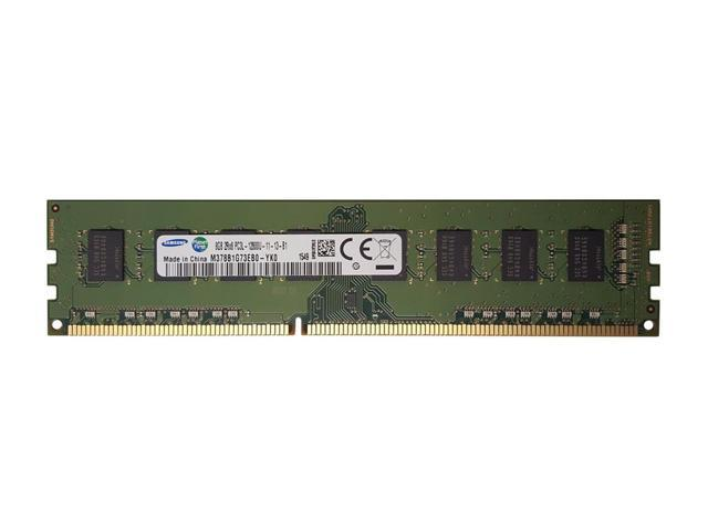 SAMSUNG M378B1G73EB0-YK0 8GB 2Rx8 DDR3 PC3-12800U 1600MHz NONECC DIMM MEMORY RAM