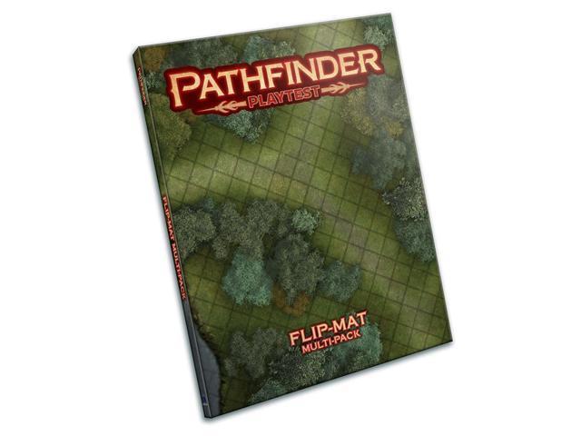 PF Flip-Mat: Playtest Multi-Pack Paizo, Inc  PZO2100-FMMP - Newegg com