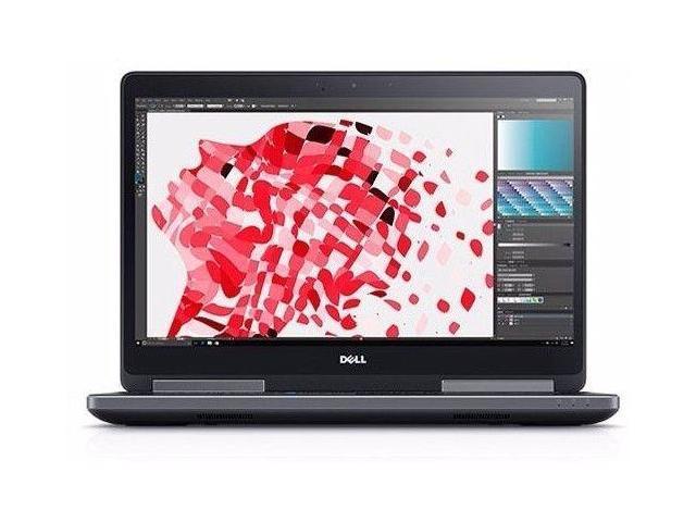 Refurbished: DELL PRECISION 15 7520 E3-1535m V6 32GB 1TB SSD class 50  15 6'' FHD NVIDIA M1200 - Newegg com