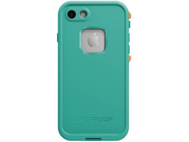 quality design f6261 f8394 Lifeproof FRE Waterproof Case for iPhone 7 - Sunset Bay (Light Teal/Maui  Blue/Mango Ta - Newegg.com