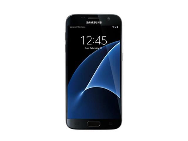 Used - Good: Samsung SMG930VZKA Galaxy S7 LTE Verizon Wireless Black 32GB  Cell Phone - Newegg com