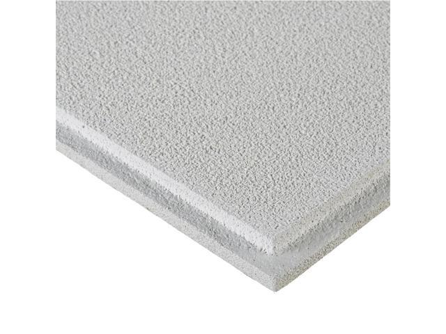 Armstrong Ceilings 296 Oasis 16 Pack White Smooth 15 16 In