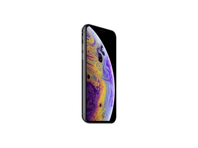 Apple - iPhone XS 512GB - Space Gray - Unlocked - MT9A2LL/A