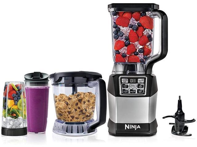 ninja bl494 1200w kitchen system blender with auto-iq
