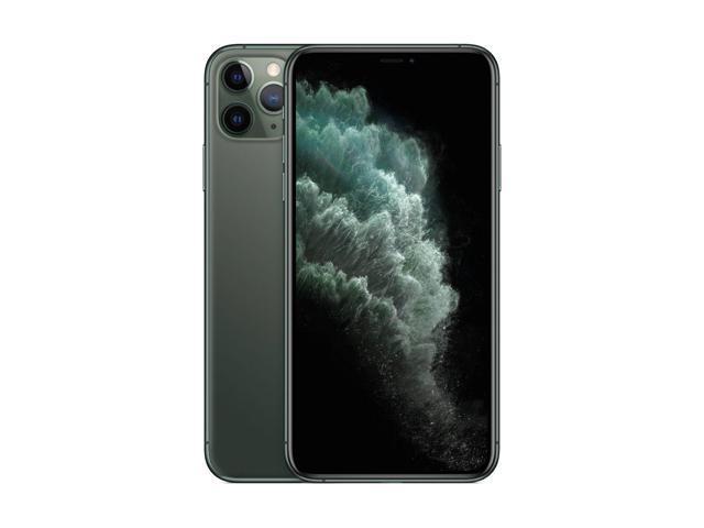 Apple Iphone 11 Pro 64gb Midnight Green Unlocked Newegg Com