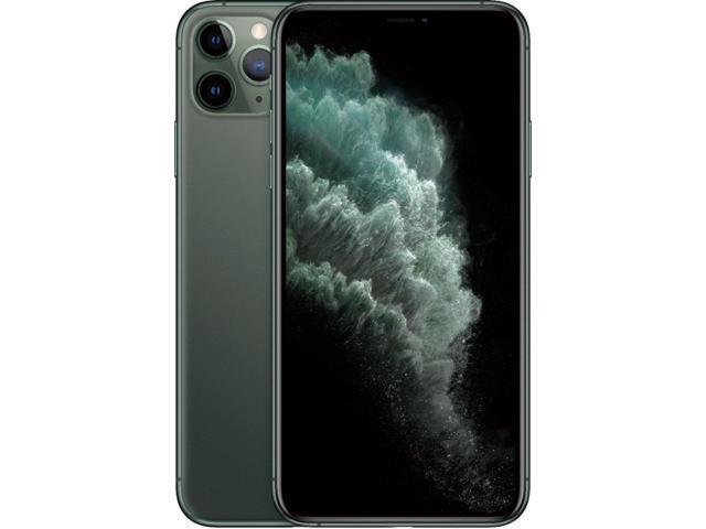 Apple iPhone 11 Pro Max (64GB, Midnight Green)