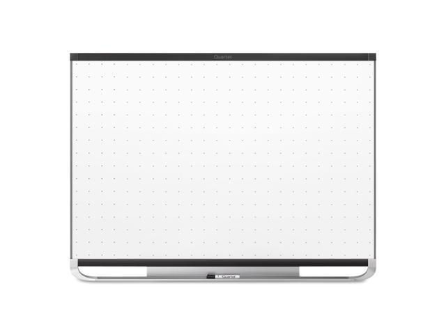 Prestige 2 Magnetic Total Erase Whiteboard, 48 X 36, Black Frame ...