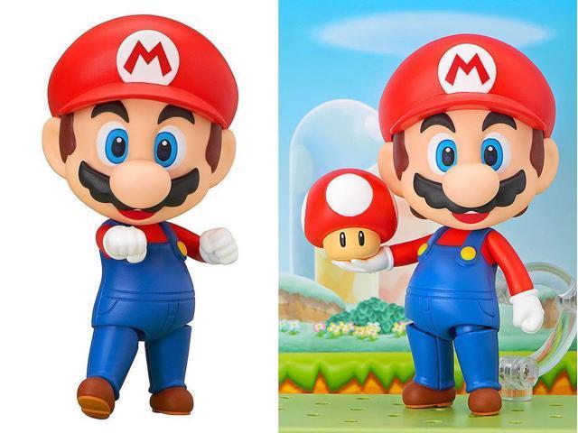 Nendoroid 473 Super Mario Mario Figure Good Smile Company Action Figure KO NoBox
