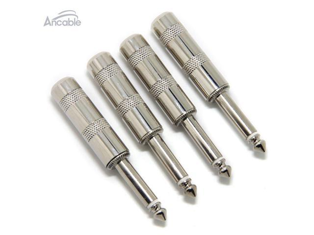 Ancable 4-Pack Audio 1/4
