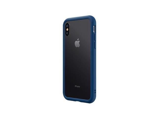 new style 27c74 29921 RhinoShield CrashGuard NX Modular Bumper Case for iPhone XS Max, Royal Blue  - Newegg.com