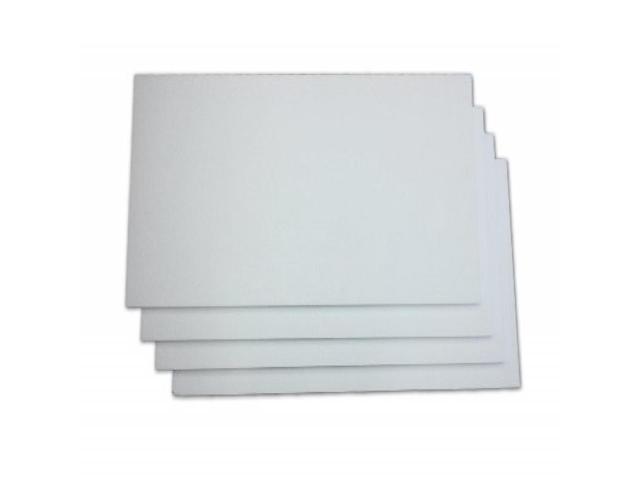 EcoBox 24 x 48 x 1 Inches Expanded Polystyrene Foam Sheet, 4-Pack  (E-3222-4) - Newegg com