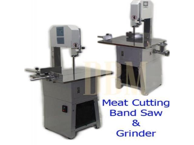 Butcher Meat Cutting Cutter Band Saw Mincer Grinder Sausage Stuffer Maker  by Generic - Newegg com