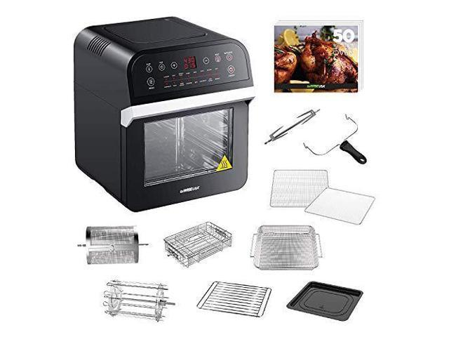 1700W 12.7 Quart Air Fryer Toaster Oven Select with Rotisserie and Dehydrator
