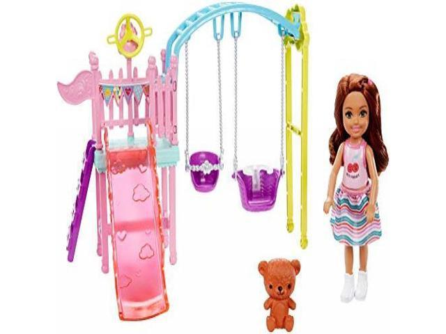 Barbie Club Chelsea Doll Playset Newegg Com