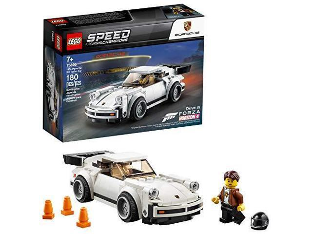 not Included // 3D Print Stand for Lego Porsche 42096