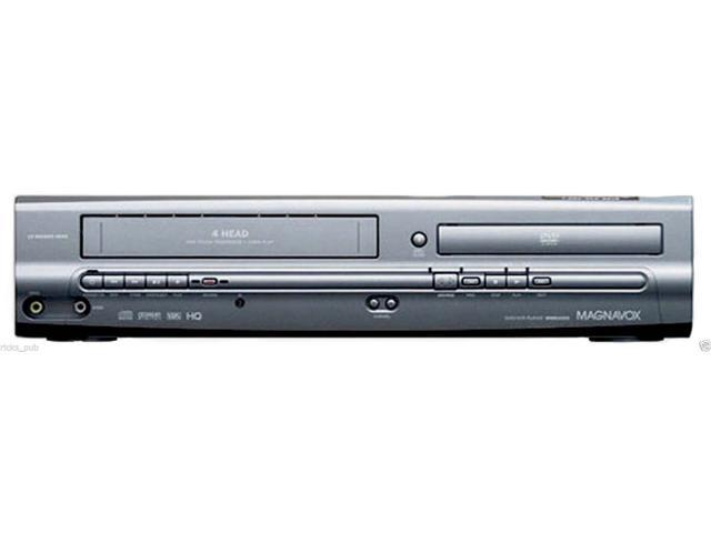 Refurbished: Magnavox MWD2205 DVD/VCR Combination Player - Newegg com