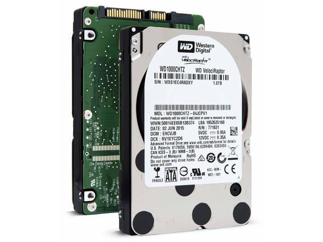 750GB HGST By Western Digital SATA Laptop Hard Drive W// Microsoft Windows 10 PRO