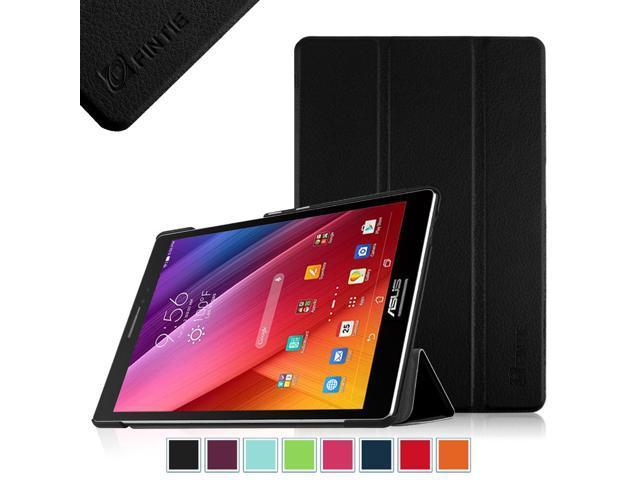 Fintie ASUS ZenPad S 8 0 (Z580C / Z580CA) Case - Lightweight Slim Shell  Standing Cover with Auto Wake / Sleep, Black - Newegg com