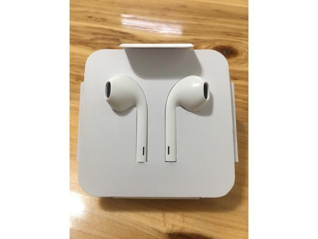 Original In Ear Lightning Port Connector Headphone Certified Earbuds With Microphone Controller For Apple Iphone X Iphone 8 P Iphone 7 Plus Earphone Newegg Com