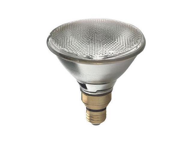 G E LIGHTING Flood Light Bulb, Halogen, Indoor/Outdoor