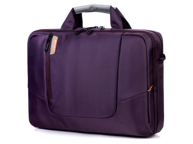 ff369253ae04 BRINCH 14.6 Inch Laptop Bags / Notebook Cases / HandBag / Briefcase /  Laptop Carrying Case / Pro Macbook Seleeve Model BW205-ETWGB Purple -  Newegg.com