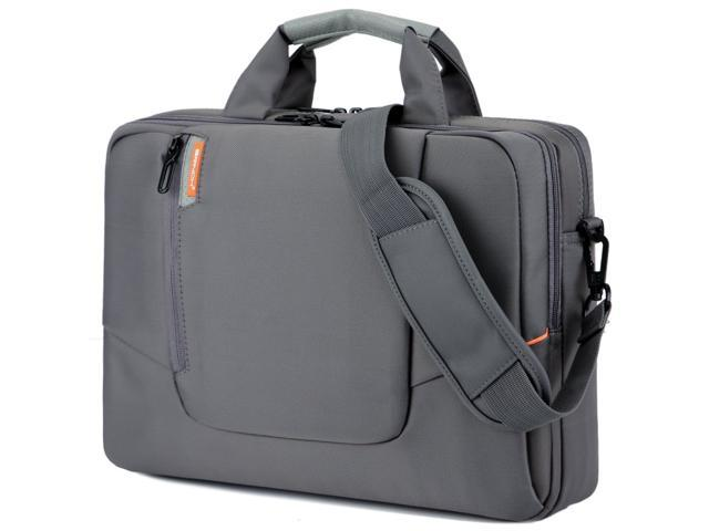 2fe2f866546c BRINCH 14.6 Inch Laptop Bags / Notebook Cases / HandBag / Briefcase /  Laptop Carrying Case / Pro Macbook Seleeve Model BW205-ETWGB Gray -  Newegg.ca