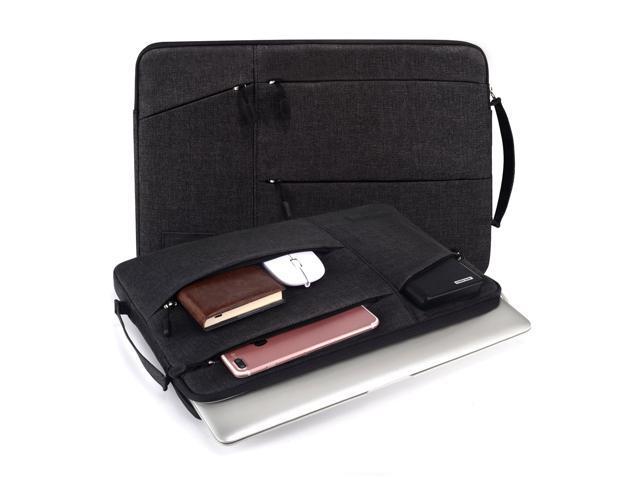 Briefcase Messenger Shoulder Bag for Men Women Laptop Bag Animal Skin Leopard 15-15.4 Inch Laptop Case College Students Business People Office Work