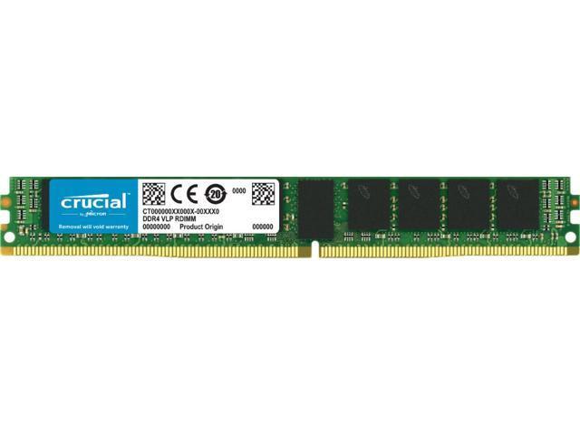 PC4 21300 Crucial 16GB DDR4 SDRAM ECC Unbuffered DDR4 2666 Server Memory
