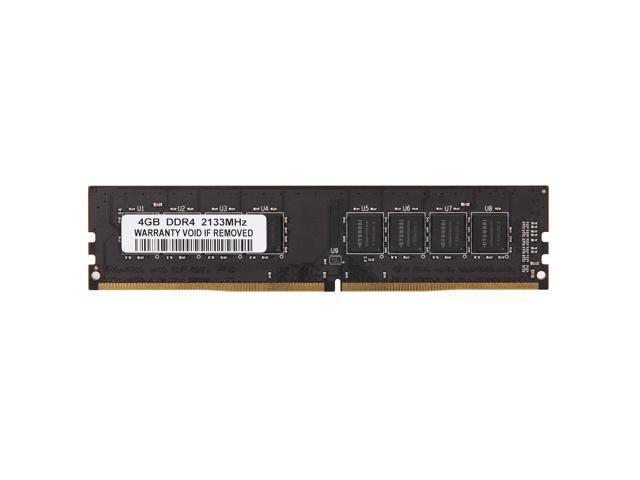 4GB DDR4 2133Mhz PC4-17000 DDR4 SDRAM DIMM 288-Pin 1 2V Intel Desktop  Memory - Newegg ca