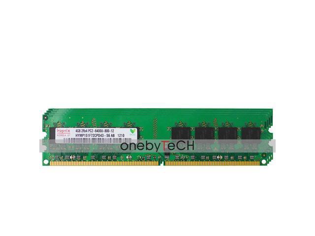 Hynix 16GB 4x4GB PC2-6400 DDR2 800 240 pin Memory For AMD Chipset AM2  Socket MB - Newegg com