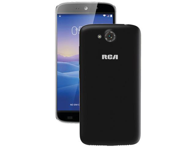 RCA 5 5-Inch Quad Core, Quad Band Unlocked Android World Smartphone with  Dual Sim Card, Dual Camera, High Res IPS Screen, Black - Newegg com