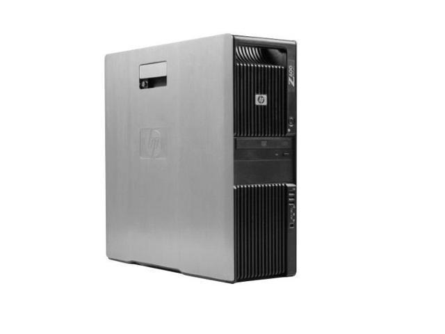 HP Z600 Xeon Quad Core E5607 12GB RAM SSD Windows10 Pro Workstation  (FM023UT) - Newegg com