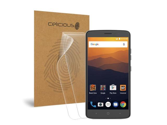 Celicious Matte Anti-Glare Screen Protector Film Compatible with ZTE Max XL  [Pack of 2] - Newegg com