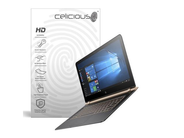 Pack of 2 Celicious Vivid Invisible Glossy HD Screen Protector Film Compatible with HP Spectre Pro 13 G1