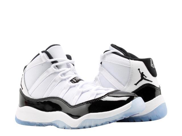 new product 13769 2a068 Nike Air Jordan 11 Retro (PS) Concord Little Kids Basketball Shoes  378039-100 Size 3 - Newegg.com