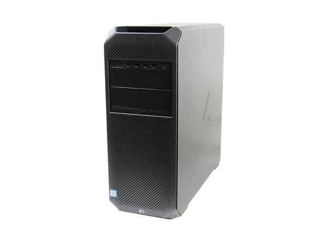 Refurbished: HP Z6 G4 Workstation - Gold 6130 2 10 GHz 16 Core - 32GB RAM -  1 x 512GB SSD & 1 x 1TB HDD - NVIDIA GeForce GTX 780 3GB GDDR5 Graphics