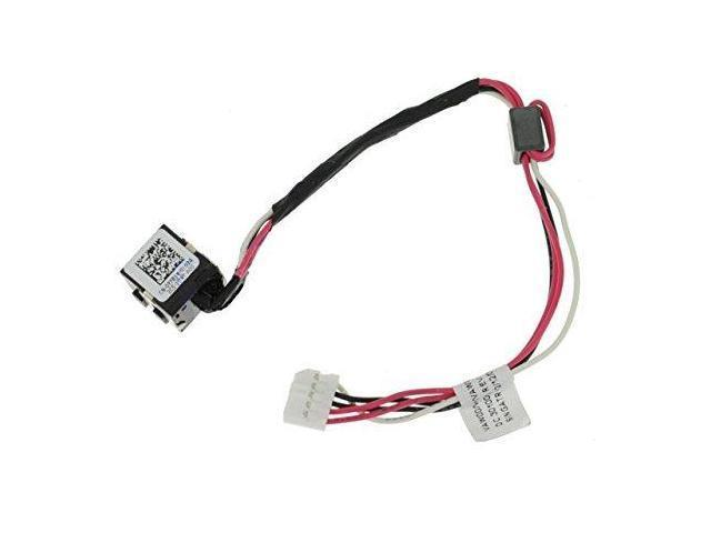 Genuine Dell Inspiron 15R 5521 DC Power Jack Cable w// Cable P//N YF81X 0YF81X