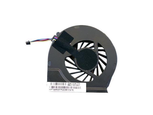 New For HP Pavilion G7-2243us G7-2246NR G7-2320DX G6-2145TX G6-2146TX CPU Fan