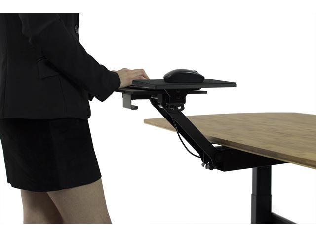 Fantastic Kt2 Ergonomic Under Desk Keyboard Tray W Large Adjustable Height Range Negative Tilt Best Sit Stand Standing Desk Computer Stand Holder Drawer Best Image Libraries Weasiibadanjobscom