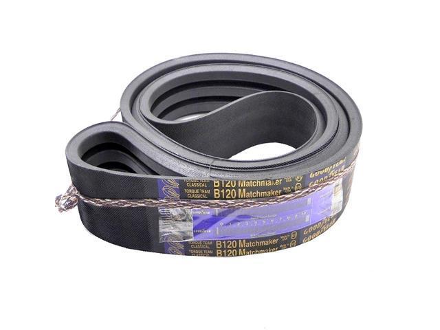 Bad Boy OEM Replacement Belt 041-0120-00 5//8x123