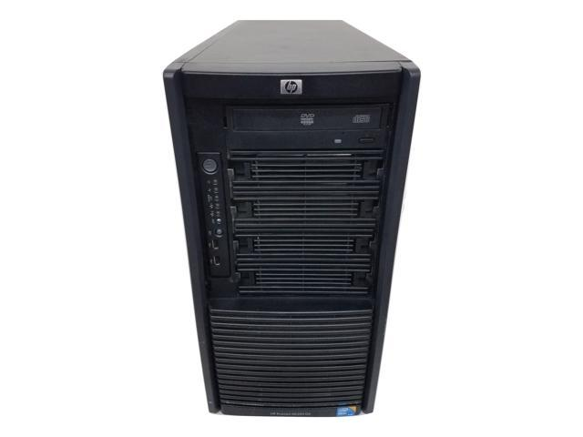 Hp Proliant Ml350 G6 Tower Server 2 X Qc 2 4ghz 12mb E5620 36gb Ram 8 X 72gb 15k 2 5 Sas P410 512 Controller Redundant Power Supplies 3 Year