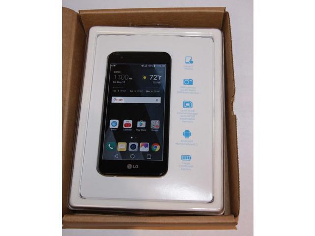 LG Phoenix 3, M150, 5-inch LCD - 16GB, Black (Unlocked