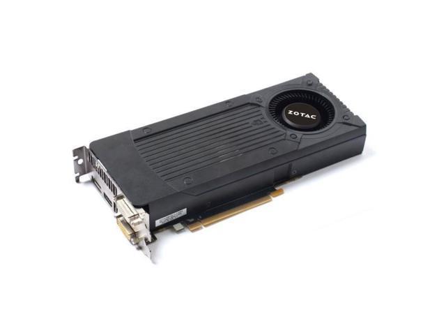 Refurbished: Zotac Geforce GTX 970 4GB GDDR5 ZT-90104-10B Video Graphics  Card GPU - Newegg com