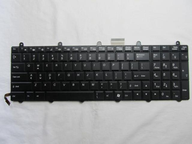 For Clevo P177SM-A P170SM-A Keyboard Backlit US - Newegg com