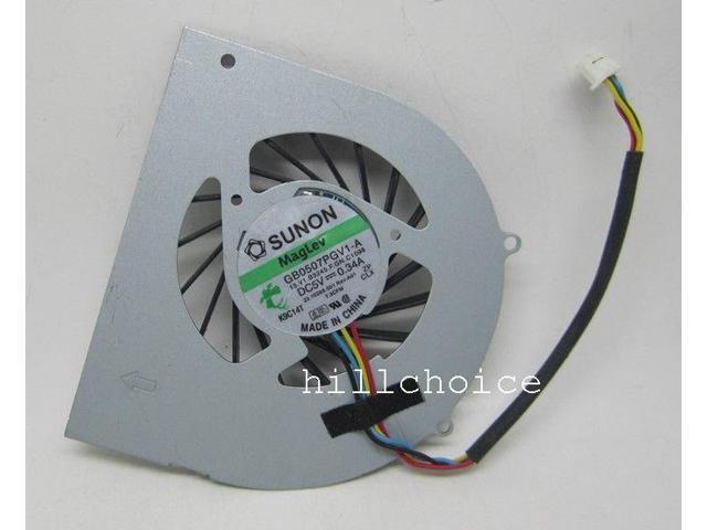 CPU Cooling Fan For Lenovo IdeaCentre Q100 Q110 Q120 Q150 Laptop  GB0507PGV1-A