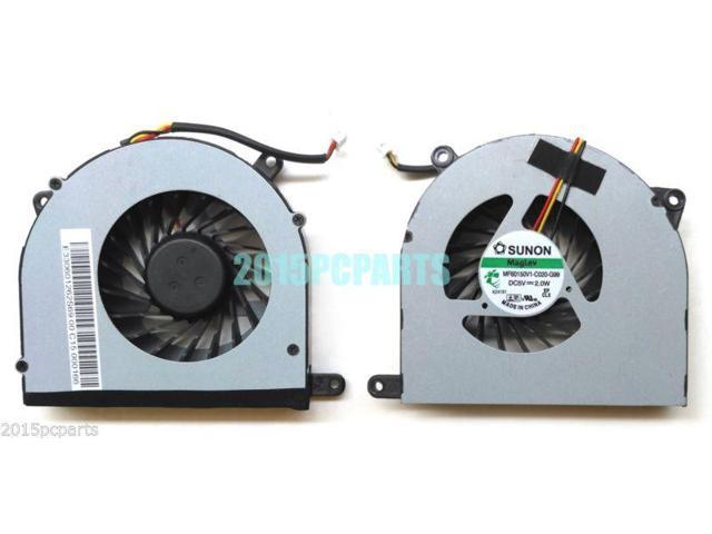 New CPU Cooling Fan for HP Pavilion 17-f260nr 17-f262nr 17-f267nr 17-f284ca 17-f124ds 17-f125ds 17-f125nr 17-f127ds 17-f100nr 17-f102nr 17-f103nr 17-f084ca 17-f131ds 17-f132ds