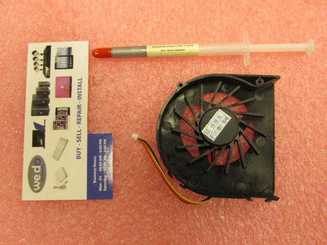 NEW CPU Cooling Fan for DELL Inspiron15R N5040 Laptop w/Thermal Paste Y2JM0  - Newegg com
