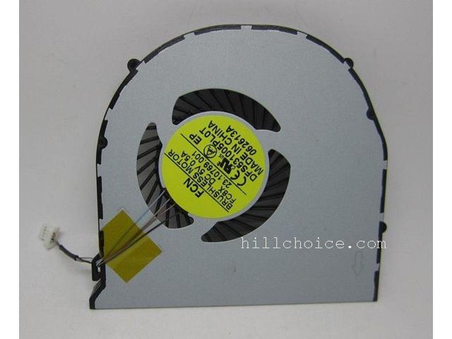 CPU Cooling Fan for Packard Bell EasyNote TE69 TE69KB 23.10769.001 DFS531005PL0T