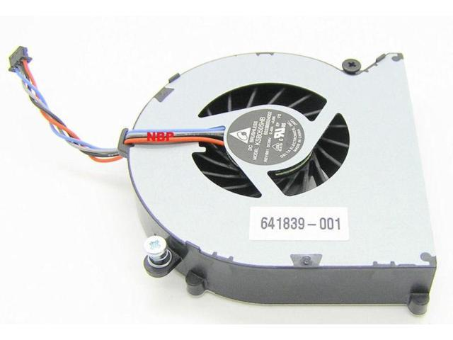 Laptop Notebook CPU Cooling Fan Cooler For HP EliteBook 8460P 8560P 8560W 8570W