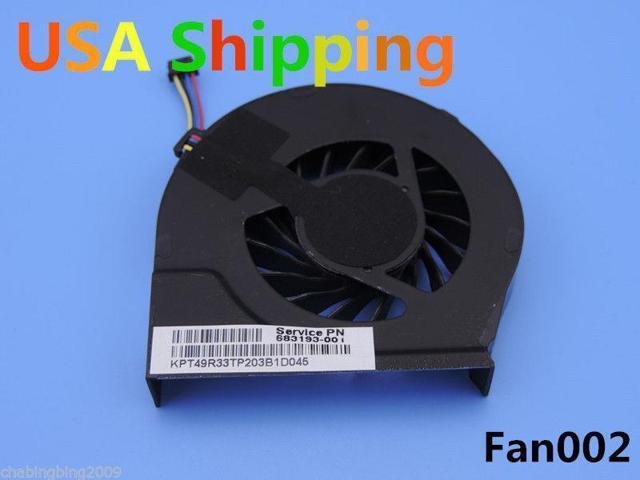 Original New HP Pavilion g7-2215dx g7-2217cl g7-2220us g7-2221nr Cpu Cooling Fan